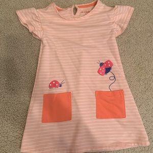 Girls tshirt dress sz 5t